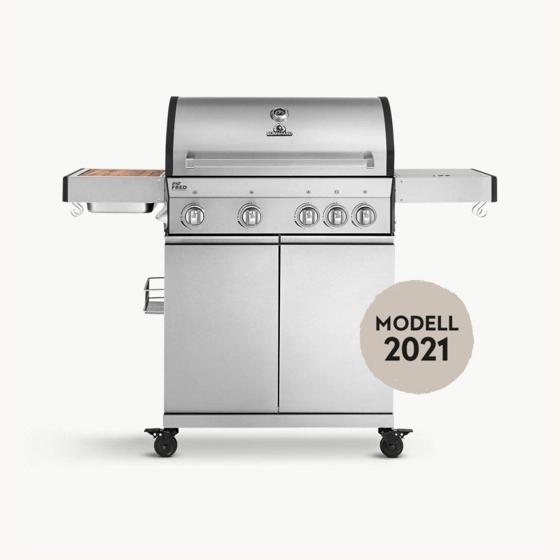 Big Fred — 4-Brenner Gasgrill Deluxe