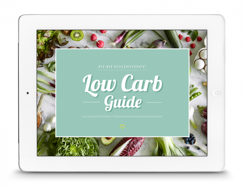 Springlane Low Carb Guide als E-Book