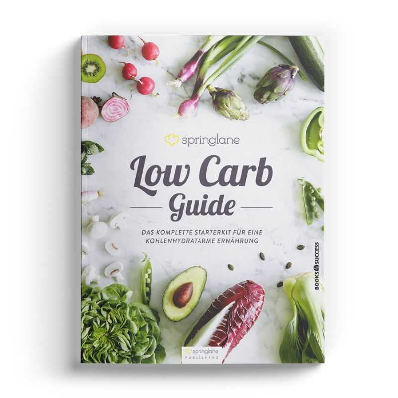Springlane Low Carb Guide Buch