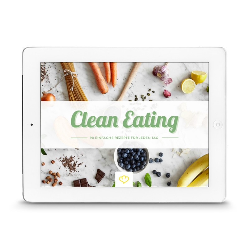 Das Clean Eating E-Book von Springlane